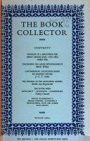 The Book Collector Book