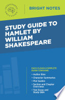 Study Guide to Hamlet by William Shakespeare