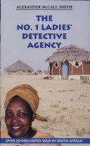The No  1 Ladies  Detective Agency