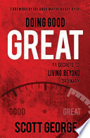 Doing Good  Great Book