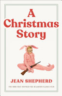 A Christmas Story banner backdrop