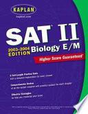 SAT II