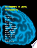 Foundations in Social Neuroscience