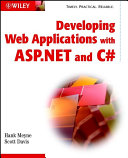 Developing Web Applications with ASP NET and C