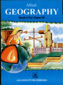 Allied Geography - Book 2 For Class Vii