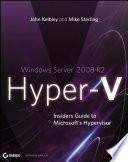 Windows Server 2008 R2 Hyper-V