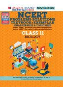 Oswaal NCERT Problems   Solutions  Textbook   Exemplar  Class 11 Biology Book  For 2021 Exam