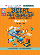 Oswaal NCERT Problems   Solutions  Textbook   Exemplar  Class 11 Biology Book  For 2022 Exam
