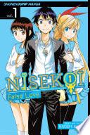 Nisekoi  False Love  Vol  1