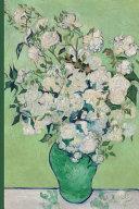 Vincent Van Gogh Roses Journal
