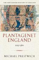 Plantagenet England, 1225-1360