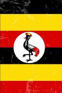 Uganda Journal Blank Lined Notebook To Write In