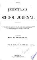 The Pennsylvania School Journal