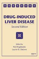Drug Induced Liver Disease  Second Edition
