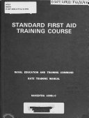 Standard First Aid Training Course