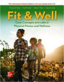 ISE Fit   Well  Core Concepts and Labs in Physical Fitness and Wellness Book