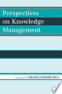 Perspectives on Knowledge Management Book