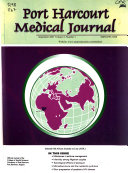 Port Harcourt Medical Journal
