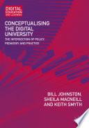 Conceptualising the Digital University