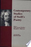 Contemporary Studies of Swift's Poetry