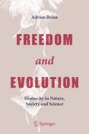 Freedom and Evolution [Pdf/ePub] eBook