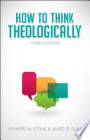 How to Think Theologically