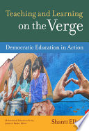 Teaching And Learning On The Verge