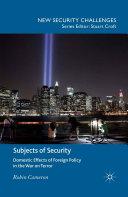 Subjects of Security Pdf/ePub eBook