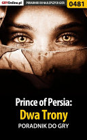 Prince of Persia: Dwa Trony Book