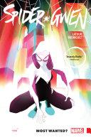 Spider-Gwen Vol. 0 Book