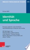 Identität und Sprache
