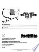 Local Area Personal Income