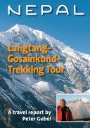 Nepal  Langtang Gosainkund Trekking Tour
