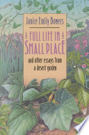 A Full Life in a Small Place Book PDF