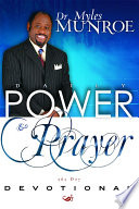 Daily Power and Prayer Devotional