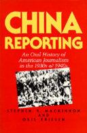 China Reporting
