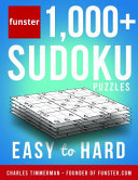 Funster 1 000  Sudoku Puzzles Easy to Hard