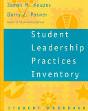 Student Leadership Practices Inventory  Student Workbook Book
