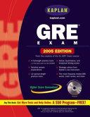 Graduate Record Examination 2005