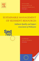 Book Cover: Sediment QUality and Impact Assessment of Pollutants