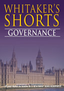 Whitaker s Shorts 2014  Governance