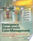 Emergency Department Case Management