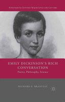 Emily Dickinson's Rich Conversation Pdf/ePub eBook