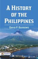 A History of the Philippines [Pdf/ePub] eBook