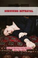 Surviving Betrayal Book