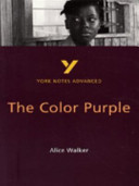 The Color Purple  Alice Walker