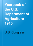 Yearbook of the U.S. Department of Agriculture 1915