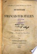 Dictionnaire français-turc-italien