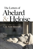 Pdf The Letters of Abelard and Heloise Telecharger