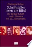 Schriftsteller lesen die Bibel